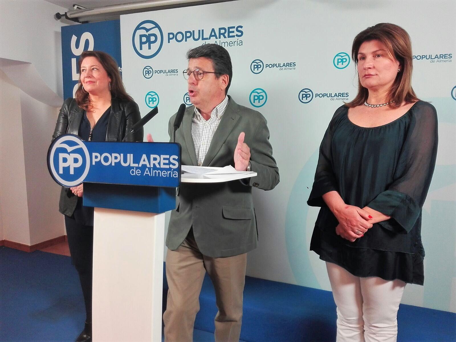 El CGPJ avala la petición del PP para elevar la categoría de los juzgados de El Ejido y Roquetas de Mar