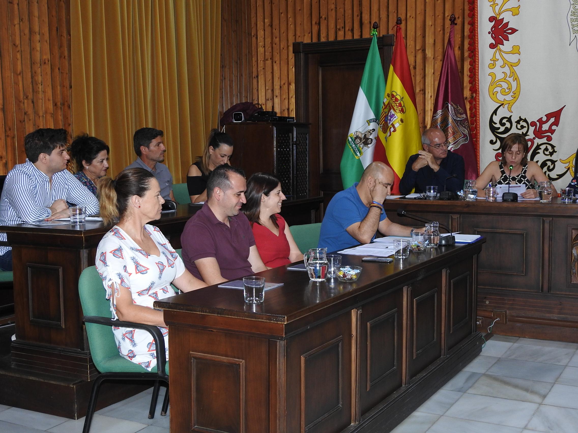El Partido Popular carga contra la paralización del Ayuntamiento de Huércal-Overa