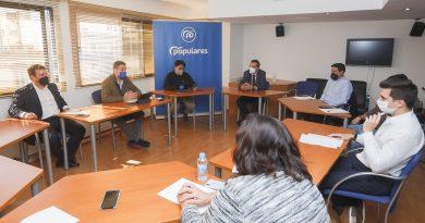 """Castellón anuncia que el Congreso del PP será """"moderno, participativo y abierto a la sociedad almeriense"""""""