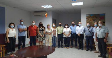 Los afiliados del PP de Huécija confían en Juan Fernando Solvas para presidir el partido